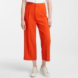 Like New Simons Fluid Wide Leg Cropped Pant